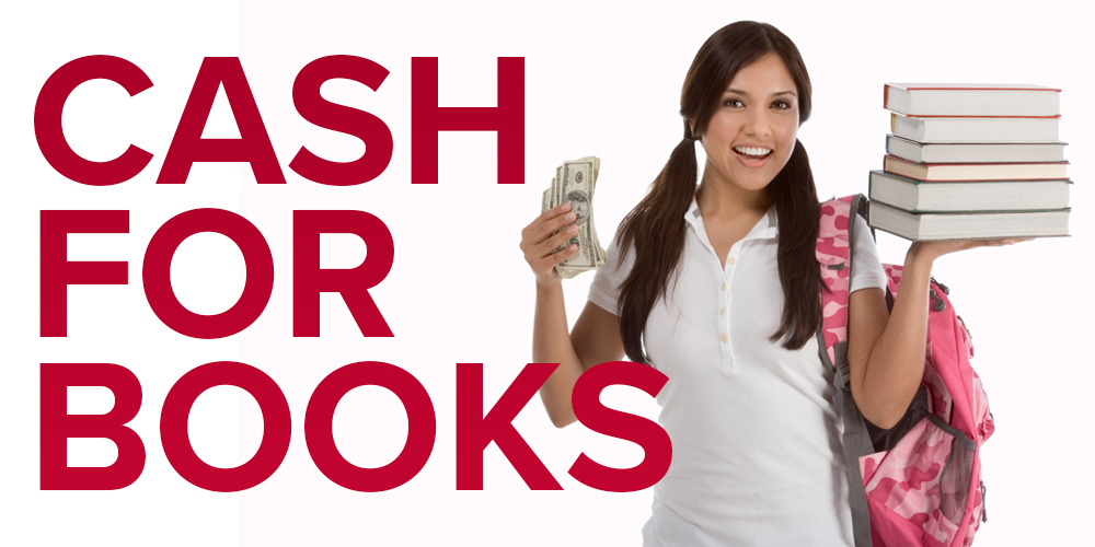 Sell your books