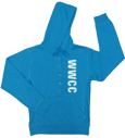 Wwcc Button Hooded Fleece