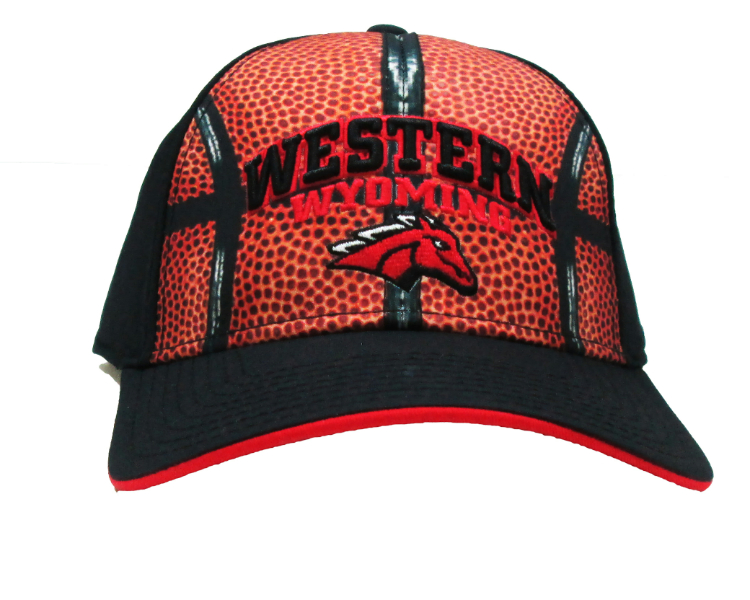 Basketball Western Wyoming Hat