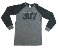 307 Home Plate Long Sleeve Tee