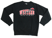 Ci Sport Crew Neck W/ Embroidered Western