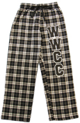 Flannel Tiecord Pant