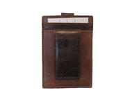 MONEY CLIP/CARD CASE 2-TONE