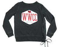 Rally Lace-Up Pullover Ladies
