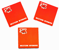 Western Wyoming Note Pads