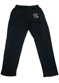 Ww Sweat Pants-Open Bottom